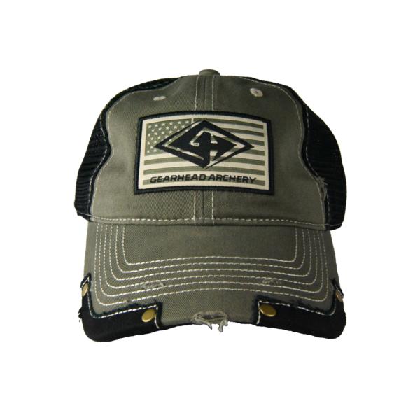 gearhead flag cap